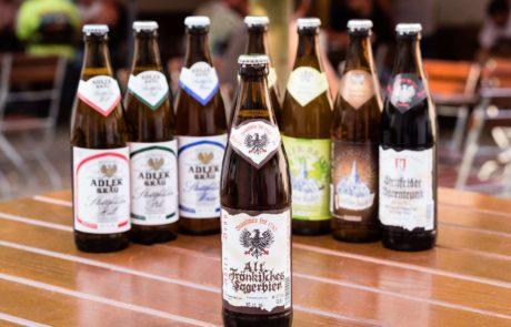 Adlerbräu alt Altfränkisches Lagerbier